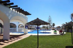 Jardin piscina Capistrano